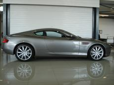 2007 Aston Martin DB9 Coupe - Side