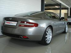 2007 Aston Martin DB9 Coupe - Rear 3/4