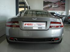 2007 Aston Martin DB9 Coupe - Rear