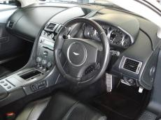 2007 Aston Martin DB9 Coupe - Interior