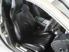 2007 Aston Martin DB9 Coupe - Seats