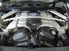 2007 Aston Martin DB9 Coupe - Engine