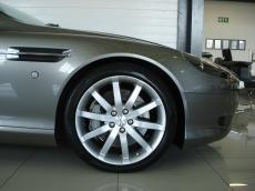 2007 Aston Martin DB9 Coupe - Detail