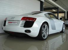 2008 Audi R8 4.2 FSI V8 quattro R tronic - Rear 3/4