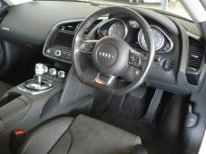 2008 Audi R8 4.2 FSI V8 quattro R tronic - Interior