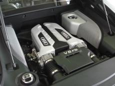 2008 Audi R8 4.2 FSI V8 quattro R tronic - Engine