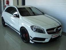 2013 Mercedes-Benz A45 AMG Edition 1 - Front 3/4