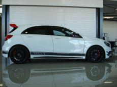 2013 Mercedes-Benz A45 AMG Edition 1 - Side