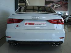 2015 Audi S3 Sedan S tronic - Rear
