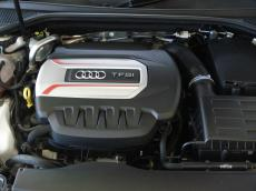 2015 Audi S3 Sedan S tronic - Engine