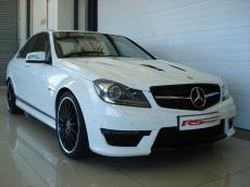 2013 Mercedes-Benz C63 AMG Perf Pack