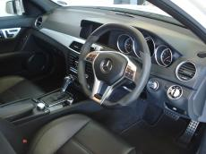 2013 Mercedes-Benz C63 AMG Perf Pack - Interior