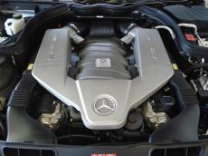 2013 Mercedes-Benz C63 AMG Perf Pack - Engine