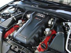 2013 Audi RS5 Coupe quattro S tronic - Engine