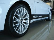 2016 Ford Mustang 5.0 GT A/T - Detail