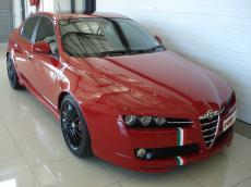 2012 Alfa Romeo 159 1750 TBi Ti - Front 3/4