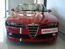 2012 Alfa Romeo 159 1750 TBi Ti - Front
