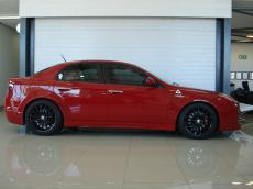 2012 Alfa Romeo 159 1750 TBi Ti - Side