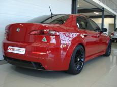 2012 Alfa Romeo 159 1750 TBi Ti - Rear 3/4