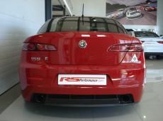2012 Alfa Romeo 159 1750 TBi Ti - Rear