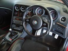 2012 Alfa Romeo 159 1750 TBi Ti - Interior