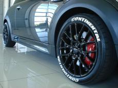 2014 Mini John Cooper Works Hatch - Detail