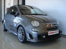 2012 Abarth 500 Convertible esseesse
