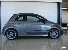 2012 Abarth 500 Convertible esseesse - Side