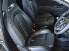 2012 Abarth 500 Convertible esseesse - Seats