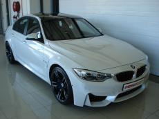 2015 BMW M3 Sedan M-DCT - Front 3/4