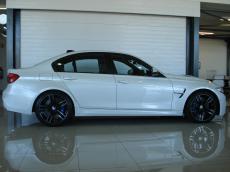 2015 BMW M3 Sedan M-DCT - Side