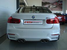 2015 BMW M3 Sedan M-DCT - Rear