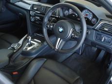2015 BMW M3 Sedan M-DCT - Interior
