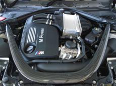 2015 BMW M3 Sedan M-DCT - Engine