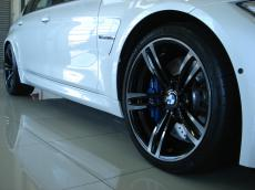 2015 BMW M3 Sedan M-DCT - Detail