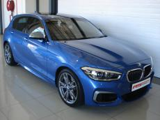 2016 BMW M135i 5DR A/T (F20) - Front 3/4