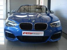 2016 BMW M135i 5DR A/T (F20) - Front