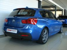 2016 BMW M135i 5DR A/T (F20) - Rear 3/4