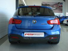 2016 BMW M135i 5DR A/T (F20) - Rear
