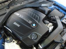 2016 BMW M135i 5DR A/T (F20) - Engine