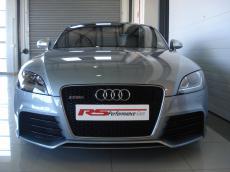 2012 Audi TT RS quattro Coupe S tronic - Front