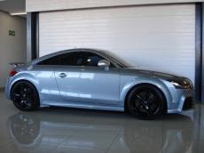 2012 Audi TT RS quattro Coupe S tronic - Side