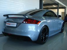 2012 Audi TT RS quattro Coupe S tronic - Rear 3/4