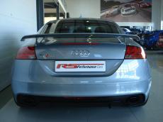 2012 Audi TT RS quattro Coupe S tronic - Rear