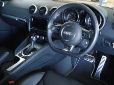 2012 Audi TT RS quattro Coupe S tronic - Interior