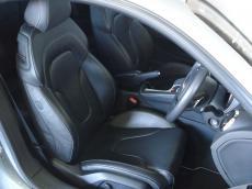 2012 Audi TT RS quattro Coupe S tronic - Seats