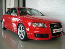 2006 Audi RS4 quattro Sedan