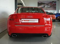 2006 Audi RS4 quattro Sedan - Rear