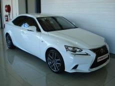 2014 Lexus IS 350 F-Sport - Front 3/4