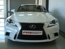 2014 Lexus IS 350 F-Sport - Front